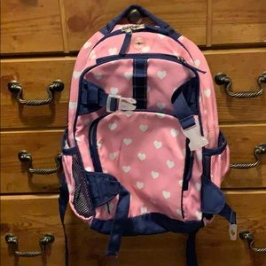 PBK Small Backpack & Matching Lunchbox